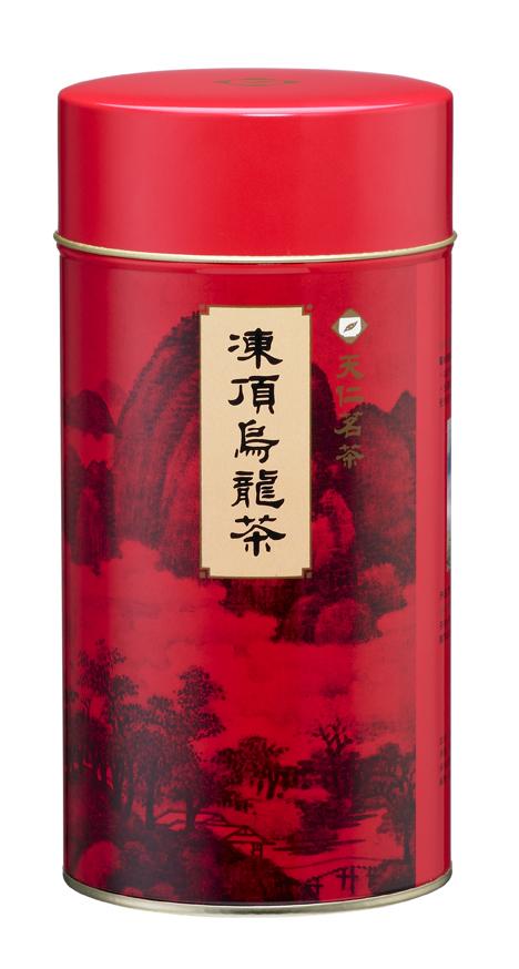 產品-AU-8OC300凍頂烏龍茶-罐